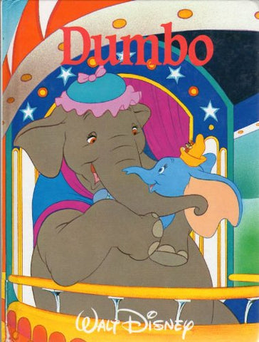 Livre ISBN 2724240235 Dumbo (Walt Disney)
