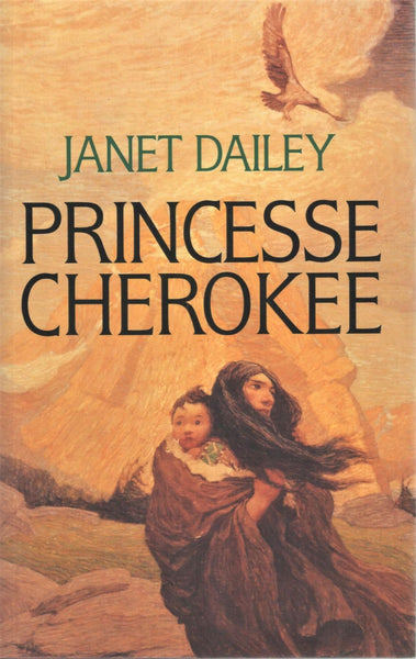 Livre ISBN 2724292448 Princesse Cherokee (Janet Daily)