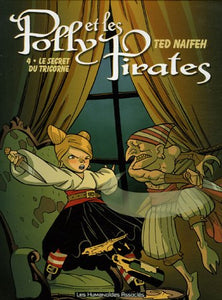 Livre ISBN 2731618906 Polly et les pirates # 4 : Le secret du tricorne (Ted Naifeh)