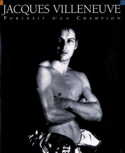 Livre ISBN 2761914341 Jacques Villeneuve : Portrait d'un champion (Gianni Giansanti)