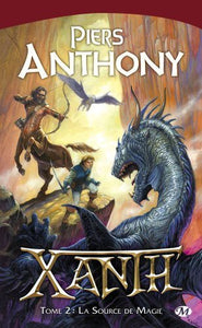Livre ISBN 281120105X La source de magie (Piers Anthony)