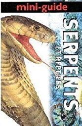 Livre ISBN 2876774380 Mini-Guide : Serpents