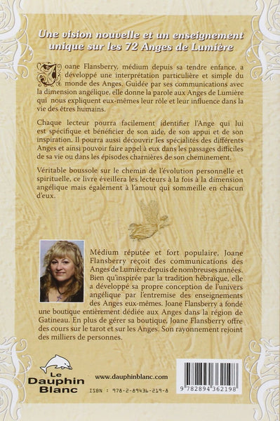 La bible des anges (Joane Flansberry)