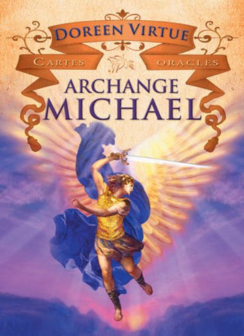 Livre ISBN 2896672931 Cartes oracles de l'archange Michael (Doreen Virtue)