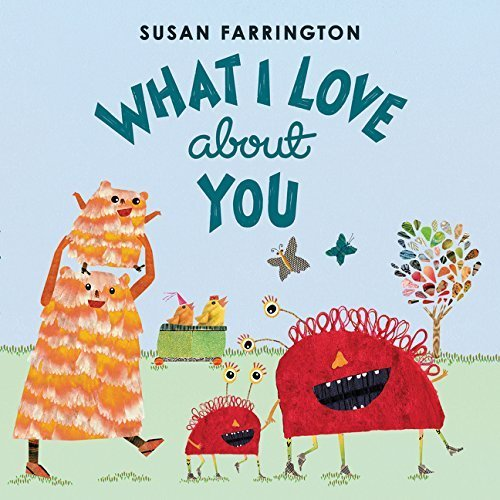 Book 9780062393531What I Love About You (Farrington, Susan)