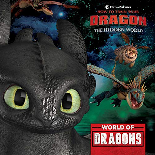 Book 9781534437388World of Dragons (How To Train Your Dragon: Hidden World) (Nakamura, May)