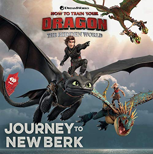 Book 9781534438408Journey to New Berk (How To Train Your Dragon: Hidden World) (Finnegan, Delphine (Adapted by))