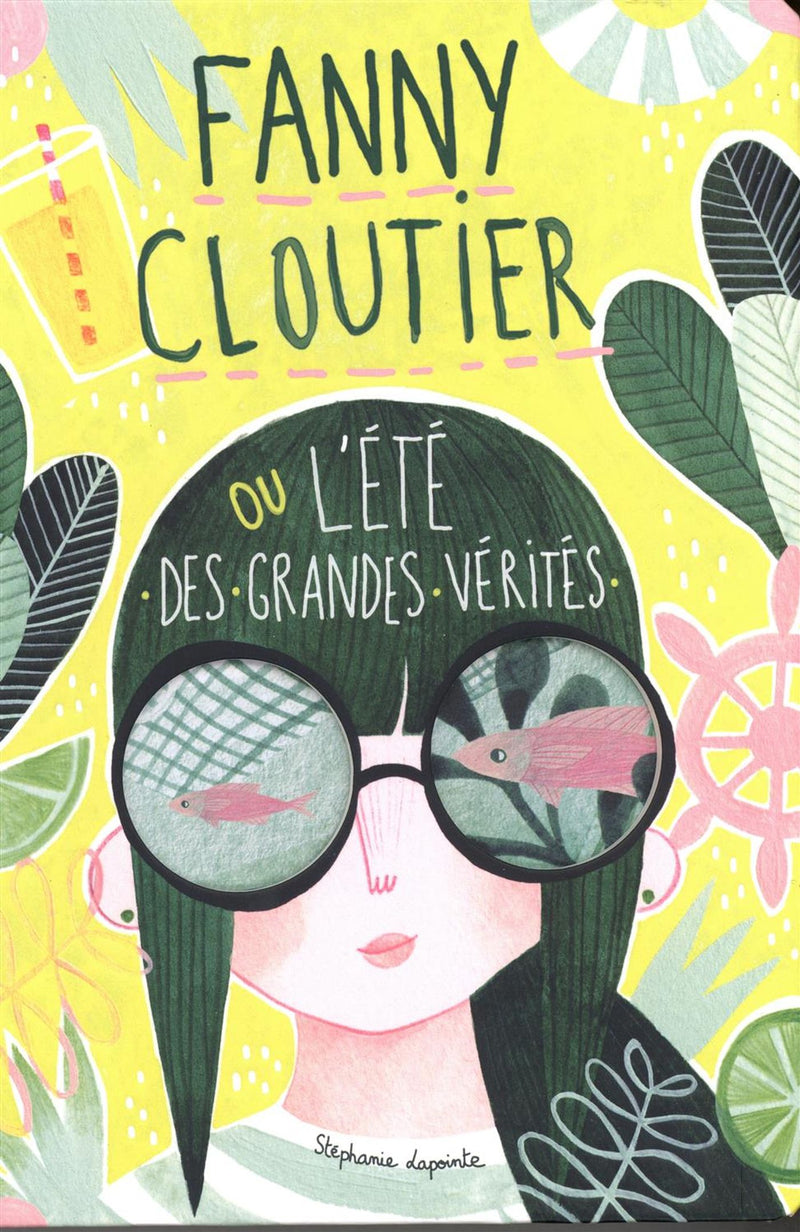 Livre ISBN  Fannie Cloutier