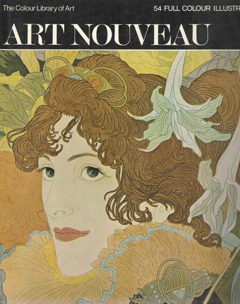 Livre ISBN  Art Nouveau (The Colour Library of Art)
