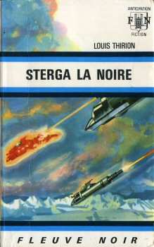 Livre ISBN  Anticipation : Sterga la noire (Louis Thirion)