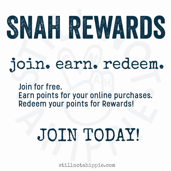 SNAH Rewards Are Here!