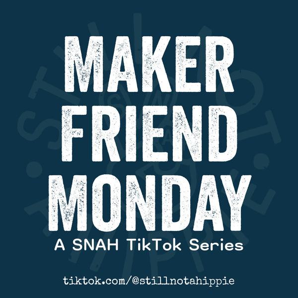 """Maker Friend Monday"" TikTok Series"
