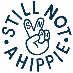 Still Not A Hippie logo