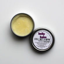 Load image into Gallery viewer, baby & mama bundle #1 - 1oz | belly balm, baby balm, boobie balm, rash relief | baby shower gift idea (WILL RETURN IN THE FALL)