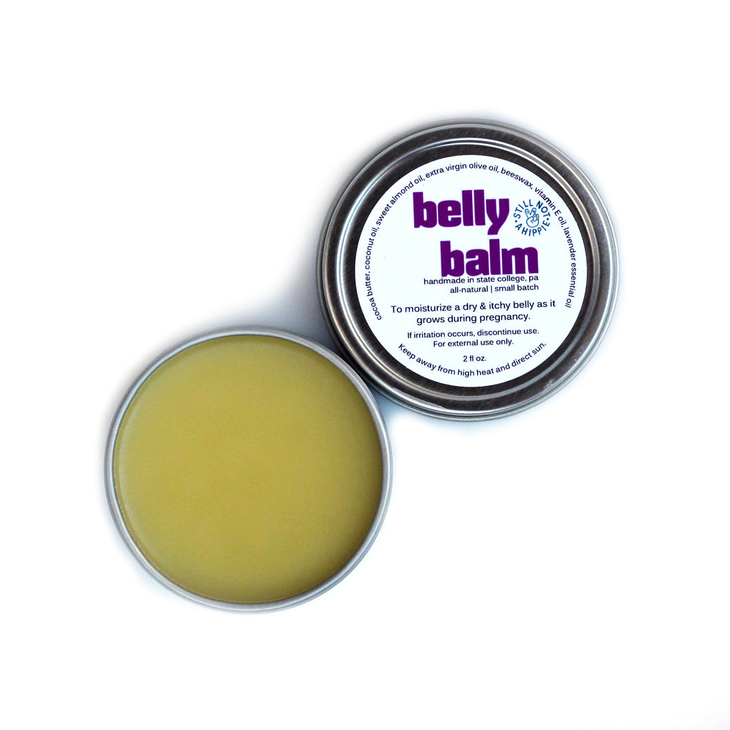 belly balm - 2oz