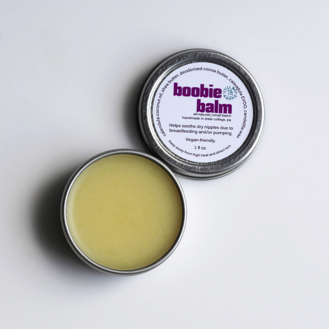 boobie balm - 1oz only