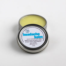 Load image into Gallery viewer, headache aromatherapy balm