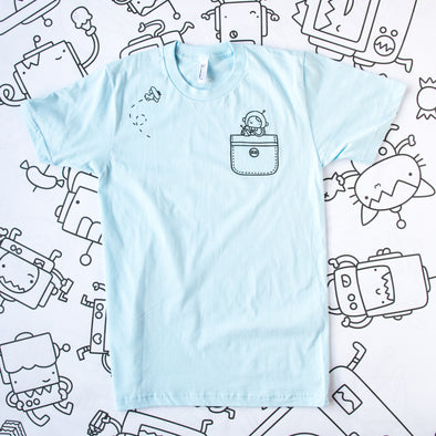 Fly! Airplane Robot T-shirt