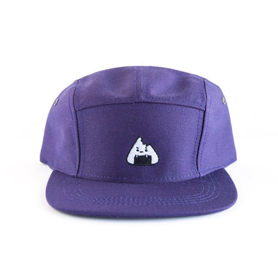 Poor Little Onigiri Hat - Purple