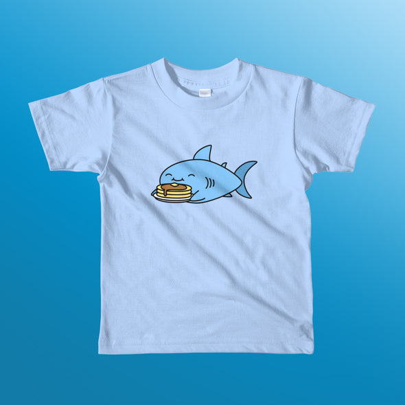 Shark Friend kid's t-shirt – Pancake Shark