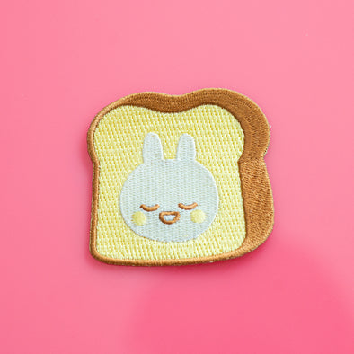 Bread Bunny Iron on patch