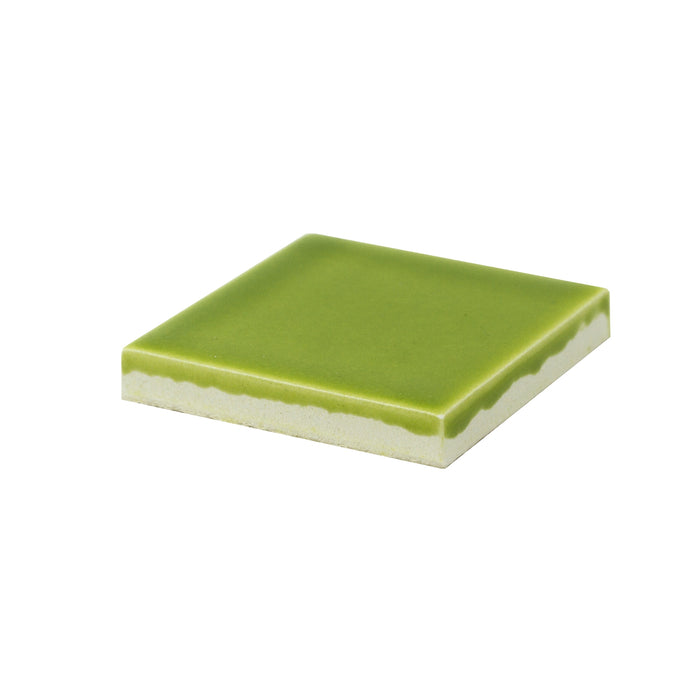 Color Chip | Kiln & Clayhaus Ceramic | Green Apple
