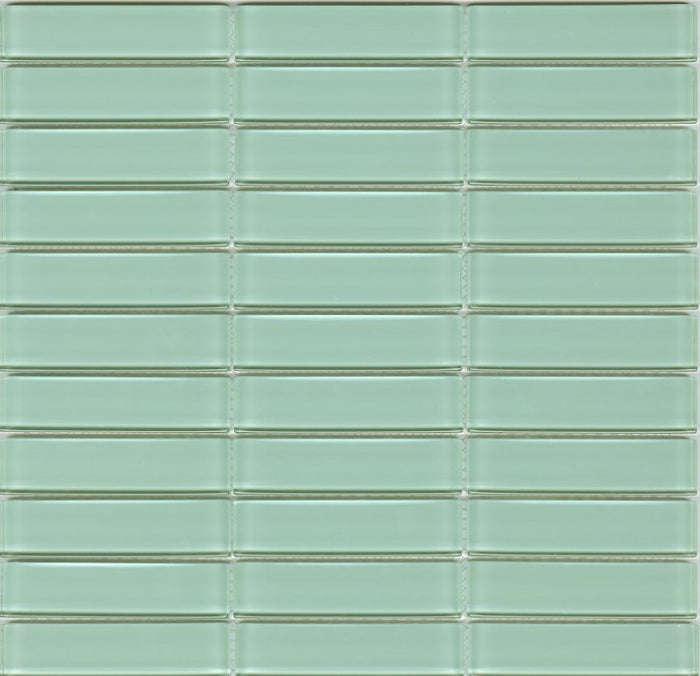 Lush Glass Subway Tile | Surf 1x4