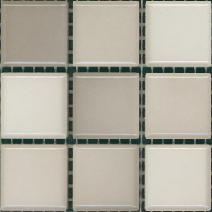 Sample of Mediterranean Mosaic Tile | Alexandria Blend Gloss