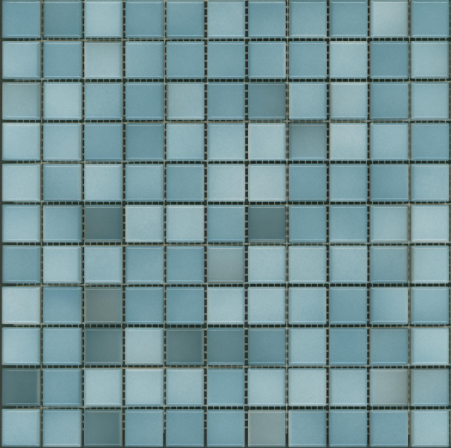 Modwalls Mediterranean Mosaic Porcelain Tile | Barcelona | Modern tile for backsplashes, kitchens, bathrooms, showers, pools, outdoor and floors