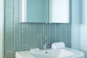 Marina Glass Tile | Horizon | 8 Colors
