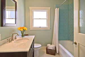 Lush Glass Subway Tile | Breaker 3x6