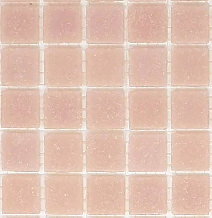 Sample of Brio Glass Mosaic Tile | Cupcake