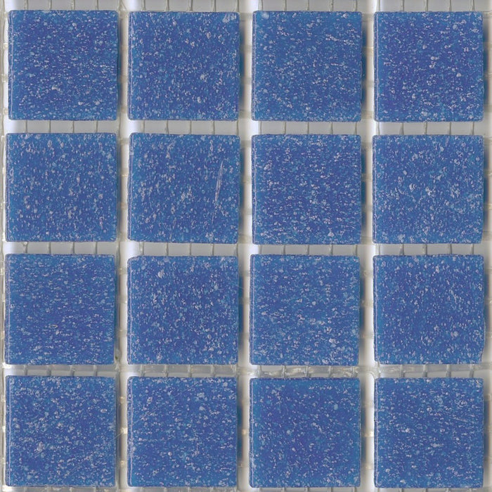 Sample of Brio Glass Mosaic Tile | BlueBird