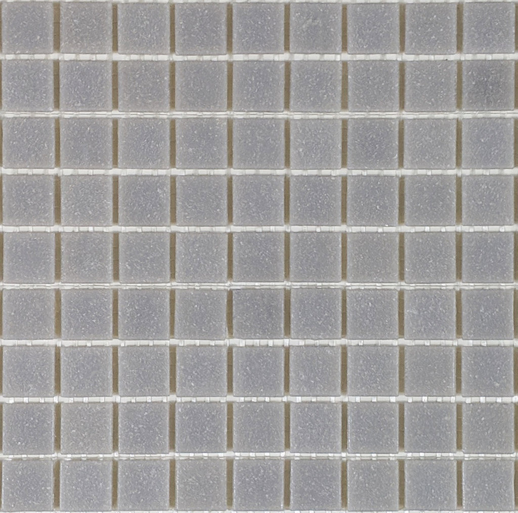 Modwalls Brio Glass Mosaic Tile |  Flannel | Modern tile for backsplashes, kitchens, bathrooms, showers, pools, outdoor and floors