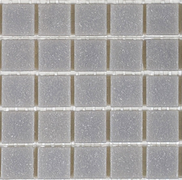 Sample of Brio Glass Mosaic Tile | Flannel