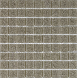 Modwalls Brio Glass Mosaic Tile | Gravel | Modern tile for backsplashes, kitchens, bathrooms, showers, pools, outdoor and floors