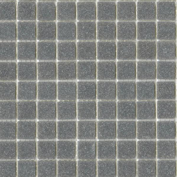 Modwalls Brio Glass Mosaic Tile | Sleet | Modern tile for backsplashes, kitchens, bathrooms, showers, pools, outdoor and floors