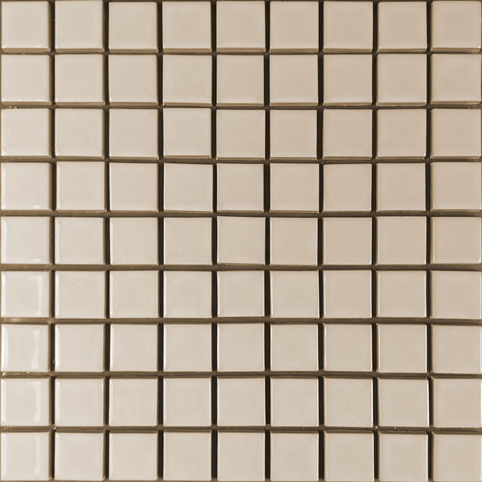Clayhaus Ceramic Mosaic 1 1/4 X 1 1/4 Stacked Tile | 105+ Colors