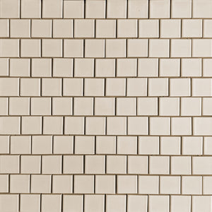 Modwalls Clayhaus Ceramic Mosaic 2x2 Offset Tile | 103 Colors | Modern tile for backsplashes, kitchens, bathrooms and showers
