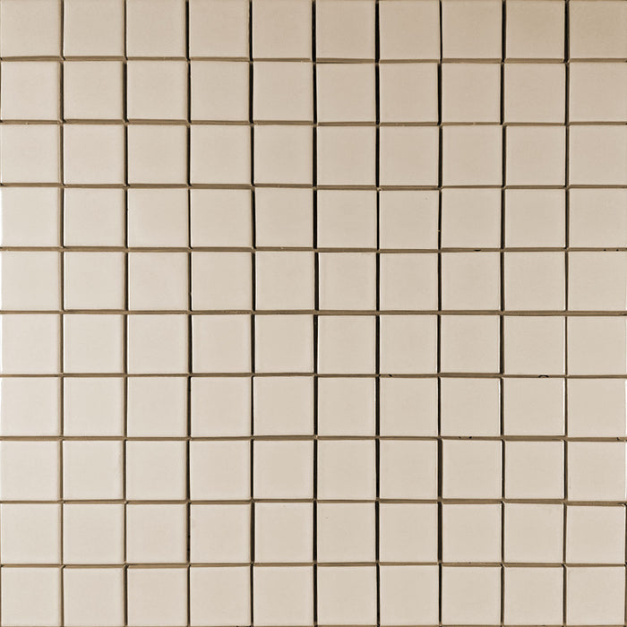 Clayhaus Ceramic Mosaic 2X2 Stacked Tile | 103 Colors