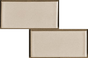 Sample of Clayhaus Mosaic 2x4 Offset Ceramic Tile