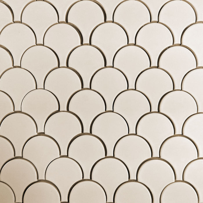 Clayhaus Ceramic Mosaic Plume Tile | 103 Colors