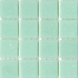 Sample of Brio Cool Breeze  - Glass Mosaic Tile