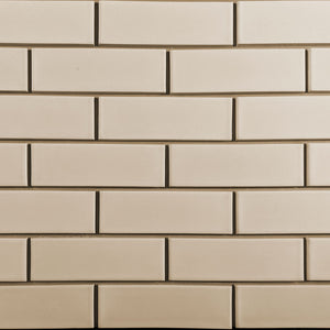Kiln Ceramic 2x6 Tile | 103 Colors | Modern tile for backsplashes, kitchens, bathrooms and showers