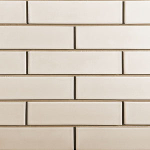 Kiln Ceramic 2x8 Tile | 103 Colors | Modern tile for backsplashes, kitchens, bathrooms and showers