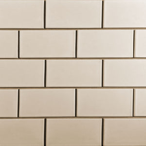Kiln Ceramic 3x6 Tile | 103 Colors | Modern tile for backsplashes, kitchens, bathrooms and showers