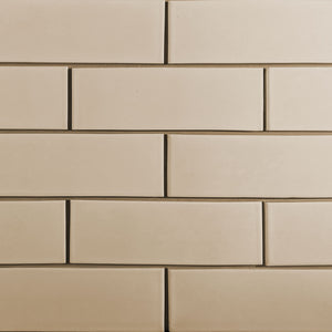 Kiln Ceramic 3x9 Tile | 103 Colors | Modern tile for backsplashes, kitchens, bathrooms and showers
