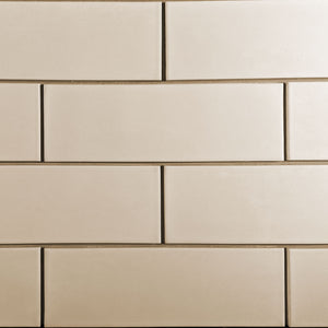Modwalls Kiln Ceramic 4x12 Tile | 103 Colors | Modern tile for backsplashes, kitchens, bathrooms and showers
