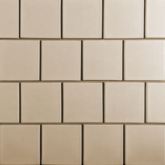 Kiln Ceramic 4x4 Tile | 103 Colors
