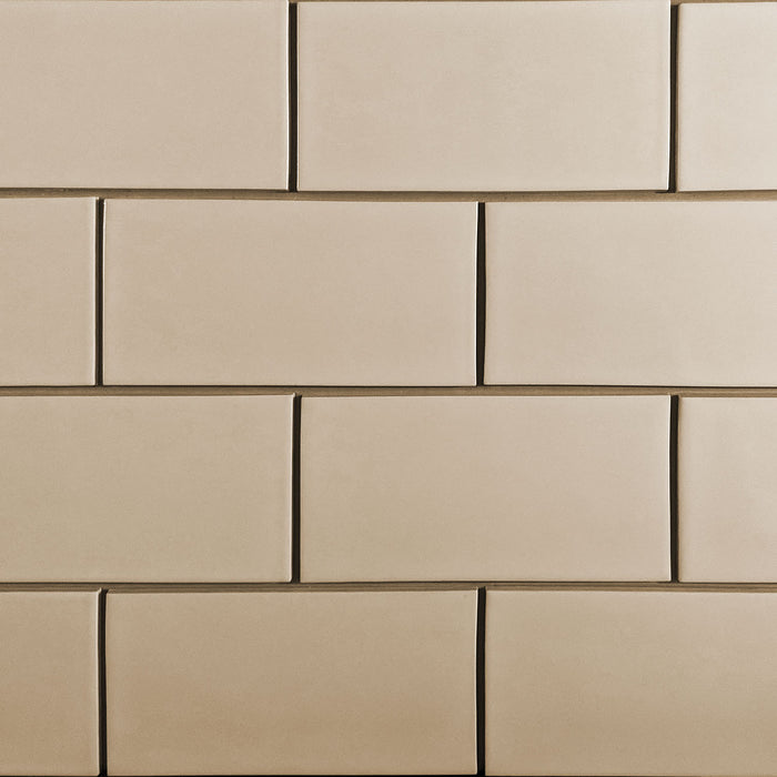 Kiln Ceramic 4x8 Tile | 103 Colors
